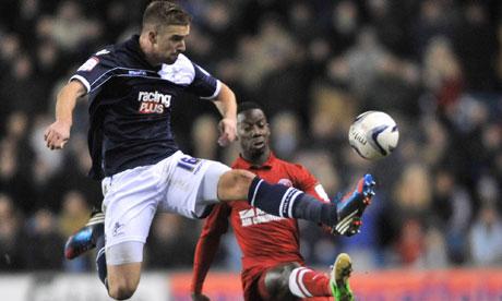 Soccer - npower Football League Championship - Millwall v Charlton Athletic - The New Den
