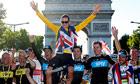Bradley Wiggins Tour de France