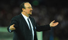 Rafael Benítez put out a Chelsea side who were unable to play with any urgency