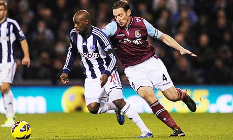 Youssouf Mulumbu trailed