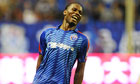 Didier Drogba plays for Shenghai Shenhua