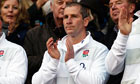 Stuart Lancaster, the England head coach, said the camp would not get carried away