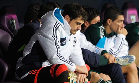 The San Iker Scandal: Youre only as good as your last game