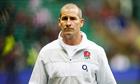 Stuart Lancaster, the England head coach