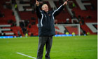 Crawley Town manager Steve Evans