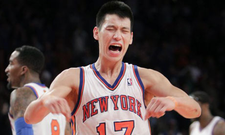 New York Knicks' Jeremy Lin vs. Dallas Mavericks