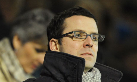 The Portsmouth chief executive David Lampitt