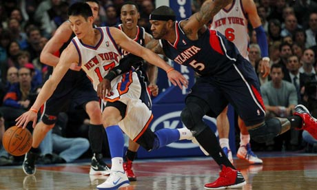 Jeremy Lin faces test with tough Heat D