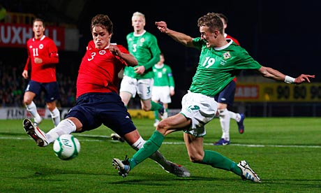 Northern Ireland v Norway