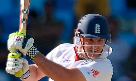 Andrew Strauss, England captain