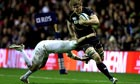 David Denton Scotland Chris Ashton England SIx Nations