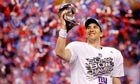 Eli Manning, New York Giants