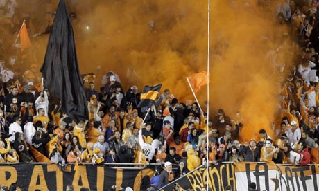 MLS: Houston Dynamo fans