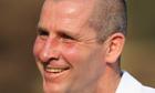 Stuart Lancaster, England caretaker head coach