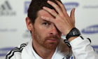André Villas-Boas at Chelsea's training ground