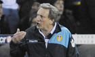 Leeds' Neil Warnock