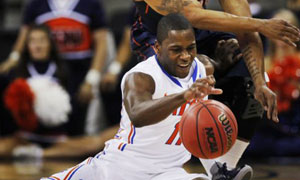 Florida guard Erving Walker