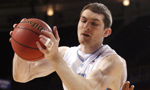 North Carolina Tar Heels forward Tyler Zeller