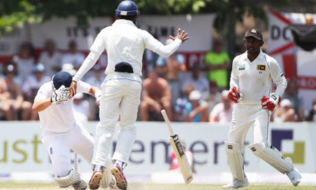 Sri Lanka v England - as it happened