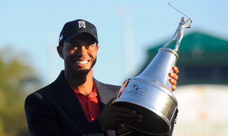 MASTERS 2012: Woods, McIlroy and host of others lead the way at Augusta