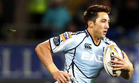 Rugby Union - Gavin Henson File Photo