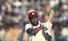 Sir Viv Richards of West Indies i