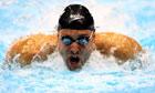 James Goddard wins silver in 200m individual medley at British Gas Swimming Championships
