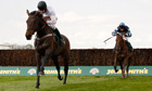 Finian's Rainbow wins at Aintree