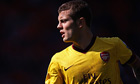 Jack Wilshere has been ruled out of Euro 2012