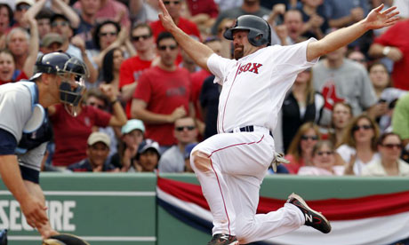 Boston Red Sox's Kevin Youkilis