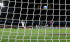 Chelsea's Fernando Torres scores against Barcelona
