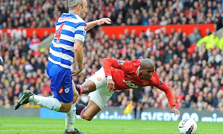Ashley Young penalty