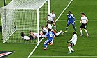 Juan Mata scores Chelsea's controversial second goal against Tottenham in their FA Cup semi-final