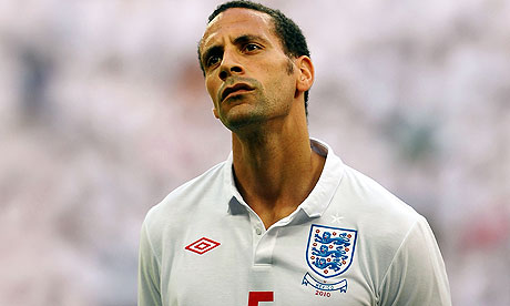 Sol Campbell: RIO FERDINAND should have had chance to turn England.