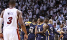 Indiana Pacers beat Miami Heat
