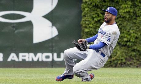 LA Dodgers' Matt Kemp