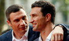 Vitali Klitschko, Wladimir Klitschko