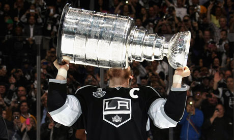 LA Kings win Stanley Cup