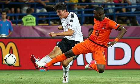 FT Netherlands 1 – 2 Germany