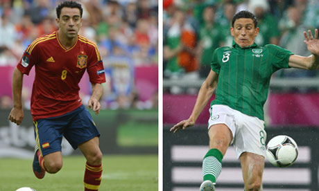 FT Spain 4 – 0 Republic of Ireland