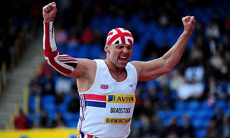 Aviva 2012 UK Olympic Trials