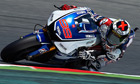 Jorge Lorenzo boosts title bid with MotoGP win in Catalunya