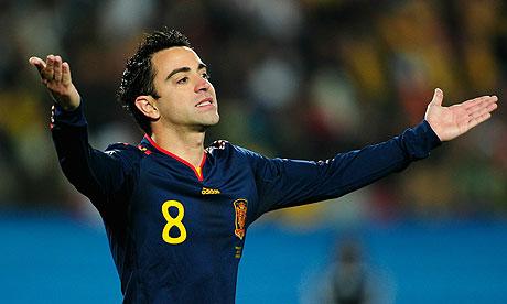Paraguay v Spain: 2010 FIFA World Cup - Quarter Finals