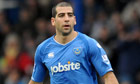 Tal Ben Haim in action for Portsmouth
