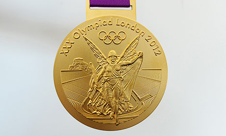 London 2012 Olympic gold medal. How many will Team GB win and what