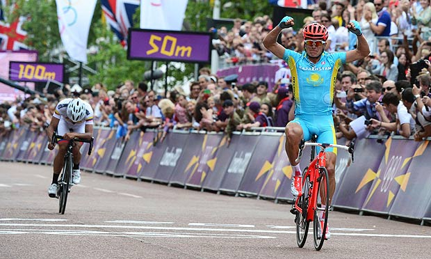 Olympics road race men s cycling as it happened sport the