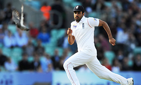 Ravi Bopara scored zero and 22 in England's first Test defeat to South Africa at The Oval