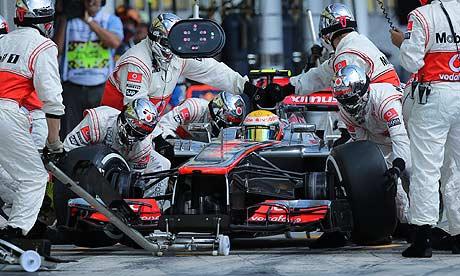 Lewis Hamilton McLaren