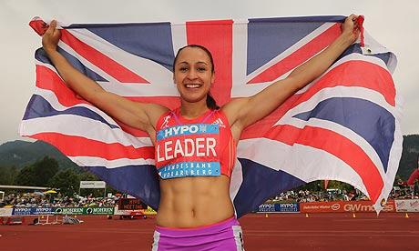 Jessica Ennis Team GB