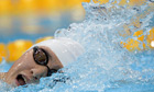 China's Ye Shiwen competes in the women's 200m individual medley heats